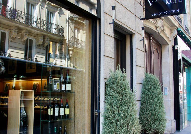 Vintage & Cie, Vins d'Exception - Paris 8 ème