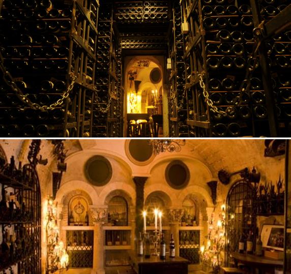 Date communiquée prochainement pour le dîner et visite des caves de la Tour d'Argent