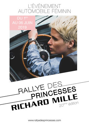 Even: Le Rallye des Princesses Richard Mille 2019