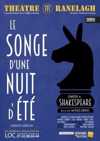 Au théâtre, Le Songe d'une Nuit d'Eté