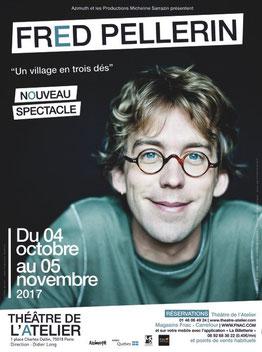 Jeudi 18 octobre: Dîner Théâtre