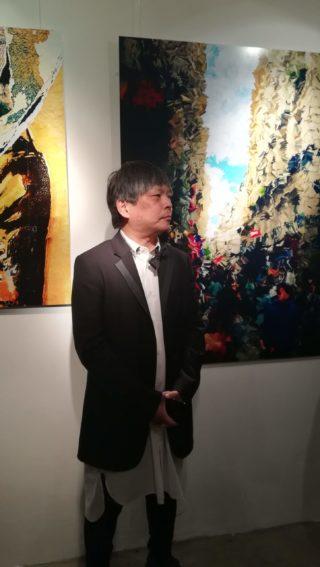 Expo «Yusuke Akamatsu», à la Maison Blanche
