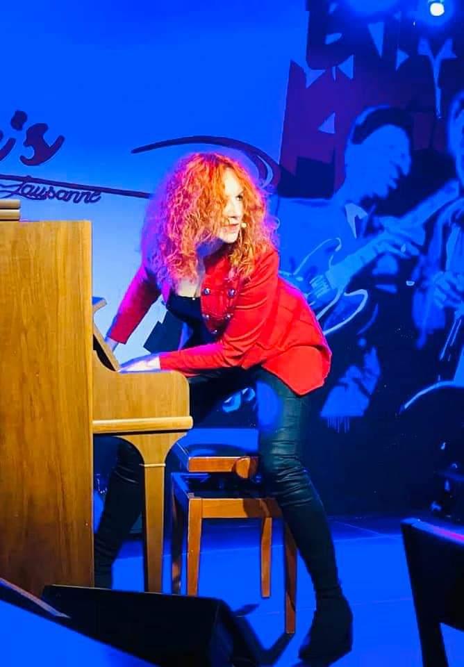 Geneviève Morissette, l'étincelle pop rock qui enflamme..