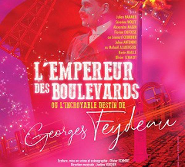 Vous connaissez Feydeau .. mais que savez vous de Georges?
