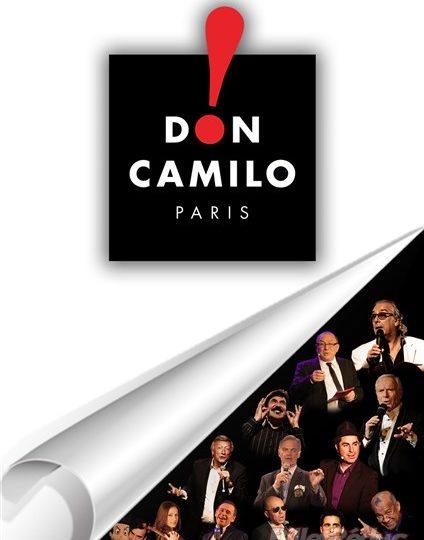 Au Don Camilo, l'écrin de perles où l'on cultive le rire!