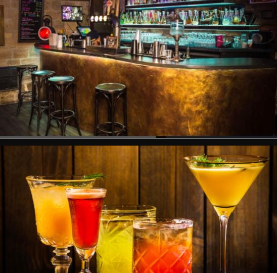 Date communiquée prochainement - Soirée cocktails et tapas à la Poudrière